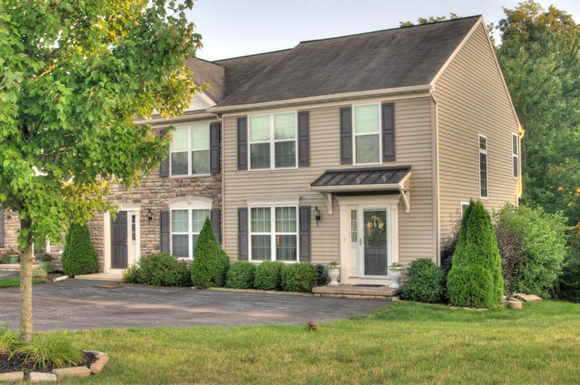 111 Ironwood Court, Denver, PA 17517 (MLS #254576) :: The Craig Hartranft Team, Berkshire Hathaway Homesale Realty