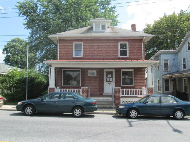 8 E Maple Street, Lebanon, PA 17042 (MLS #255277) :: The Craig Hartranft Team, Berkshire Hathaway Homesale Realty