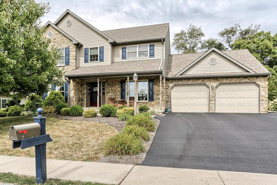 29 Olde Forge Drive, Elizabethtown, PA 17022 (MLS #255946) :: The Craig Hartranft Team, Berkshire Hathaway Homesale Realty