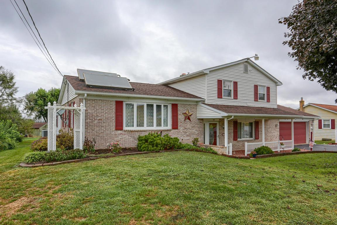 113 Harristown Road, Paradise, PA 17562 (MLS #256152) :: The Craig Hartranft Team, Berkshire Hathaway Homesale Realty