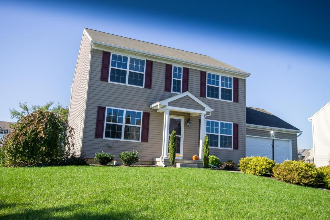 141 Oxford Road, Annville, PA 17003 (MLS #257144) :: The Craig Hartranft Team, Berkshire Hathaway Homesale Realty