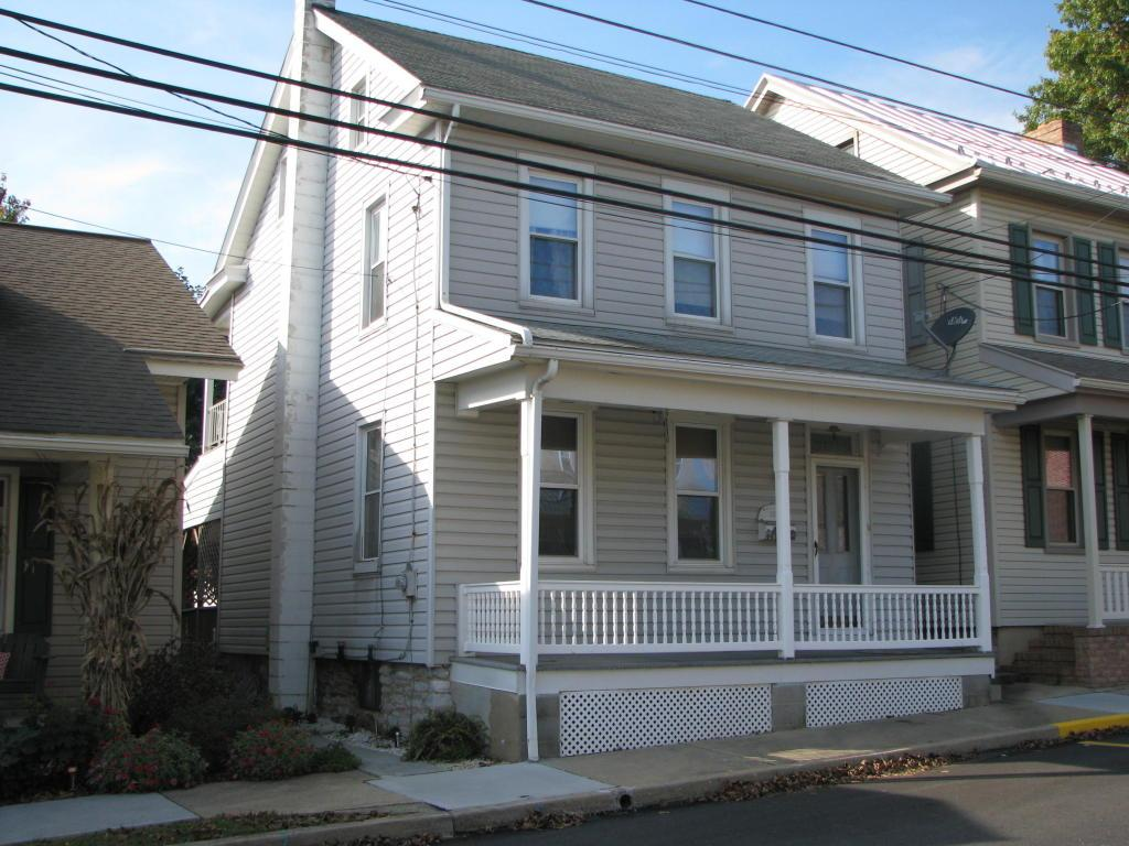 215 S Cherry Street, Myerstown, PA 17067 (MLS #257377) :: The Craig Hartranft Team, Berkshire Hathaway Homesale Realty