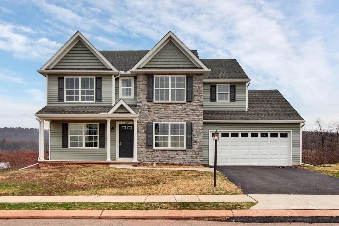 260 Andrew Drive #392, York, PA 17404 (MLS #257524) :: The Craig Hartranft Team, Berkshire Hathaway Homesale Realty