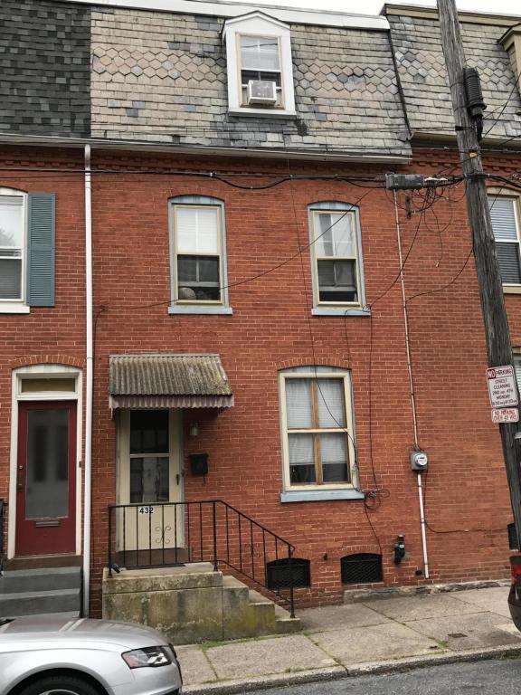 432 N Mary, Lancaster, PA 17603 (MLS #268989) :: The Craig Hartranft Team, Berkshire Hathaway Homesale Realty