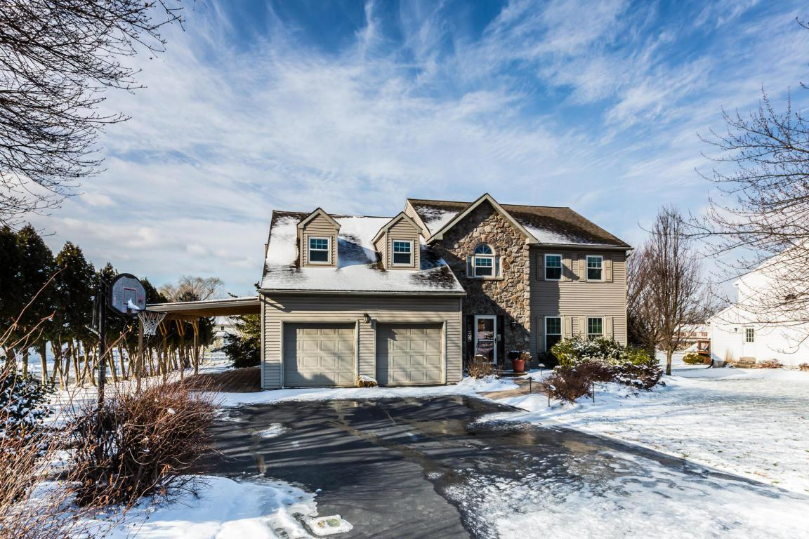 64 N Maple Avenue, Leola, PA 17540 (MLS #256673) :: The Craig Hartranft Team, Berkshire Hathaway Homesale Realty