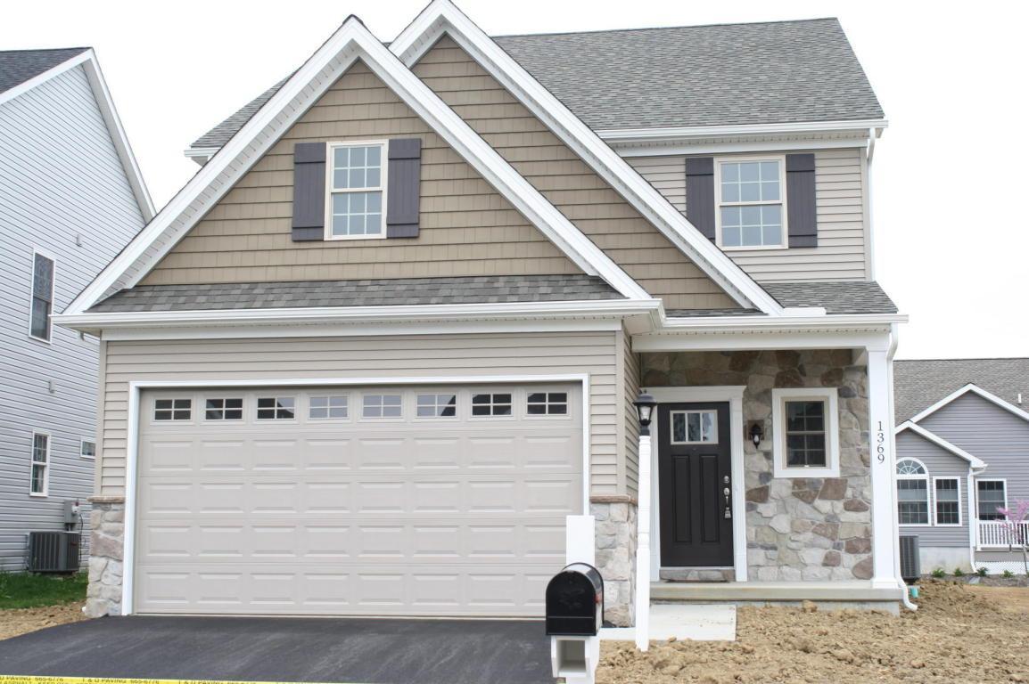 1369 Fieldstone Drive #171, Mount Joy, PA 17552 (MLS #256916) :: The Craig Hartranft Team, Berkshire Hathaway Homesale Realty