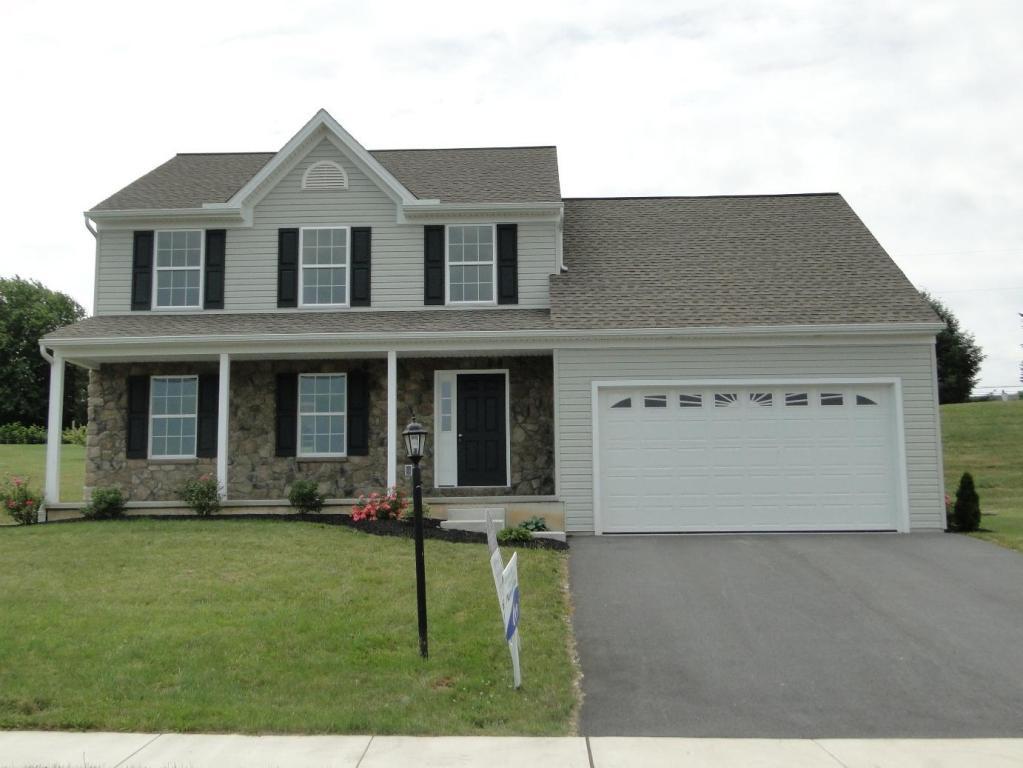 1 Tulpy View Road #2, Womelsdorf, PA 19567 (MLS #227541) :: The Craig Hartranft Team, Berkshire Hathaway Homesale Realty