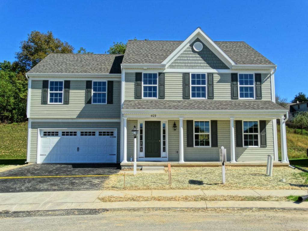 409 Joy Circle #38, Leola, PA 17540 (MLS #251986) :: The Craig Hartranft Team, Berkshire Hathaway Homesale Realty