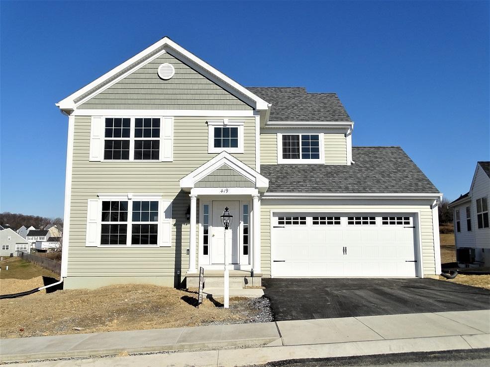419 Marlene Way #52, Leola, PA 17540 (MLS #257084) :: The Craig Hartranft Team, Berkshire Hathaway Homesale Realty