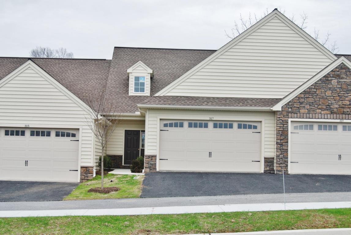 317 Masonic Drive #46, Elizabethtown, PA 17022 (MLS #219223) :: The Craig Hartranft Team, Berkshire Hathaway Homesale Realty