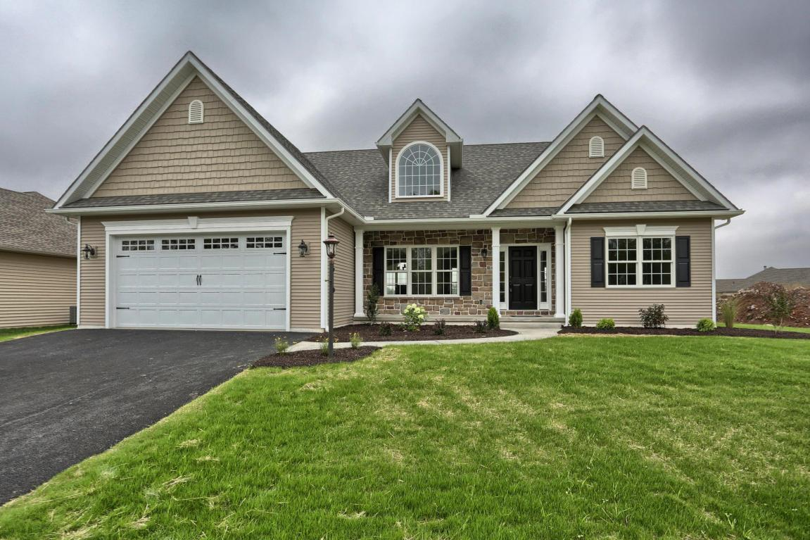 15 Park View Drive #16, Myerstown, PA 17067 (MLS #254070) :: The Craig Hartranft Team, Berkshire Hathaway Homesale Realty