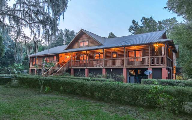 8550 NE 40TH CT RD, High Springs, FL 32643 (MLS #105107) :: Better Homes & Gardens Real Estate Thomas Group