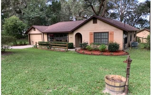 673 NW Lona Loop, Lake City, FL 32055 (MLS #108975) :: Better Homes & Gardens Real Estate Thomas Group
