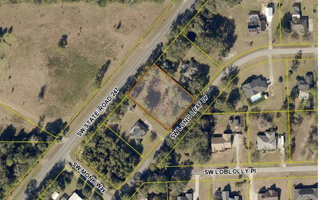 TBD SW Long Leaf Drive, Lake City, FL 32024 (MLS #109106) :: Better Homes & Gardens Real Estate Thomas Group