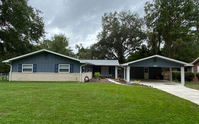 366 SE Oak Street, Lake City, FL 32025 (MLS #109122) :: Better Homes & Gardens Real Estate Thomas Group