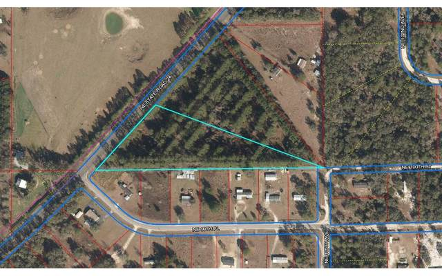 TBD NE State Road 24, Archer, FL 32618 (MLS #109182) :: Better Homes & Gardens Real Estate Thomas Group