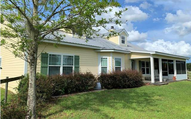 2199 NW 48TH TERRACE, Bell, FL 32619 (MLS #109419) :: Better Homes & Gardens Real Estate Thomas Group