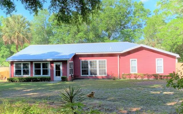 1549 SW 22ND CT, Bell, FL 32619 (MLS #109456) :: Better Homes & Gardens Real Estate Thomas Group