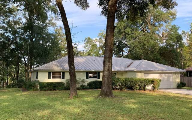 6319 NW 50TH TERRACE, Bell, FL 32619 (MLS #109459) :: Better Homes & Gardens Real Estate Thomas Group