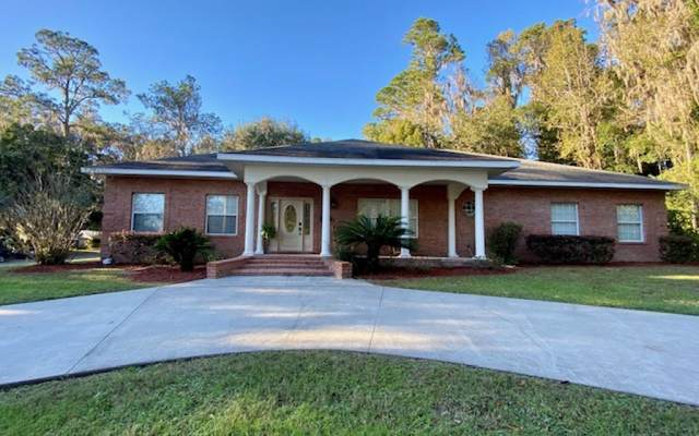 617 Evergreen Drive, Lake City, FL 32025 (MLS #109511) :: Better Homes & Gardens Real Estate Thomas Group