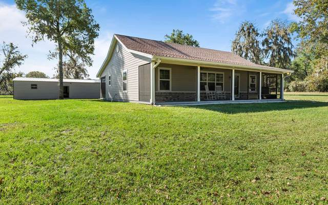 21820 Damascus Place, OBrien, FL 32071 (MLS #109524) :: Better Homes & Gardens Real Estate Thomas Group