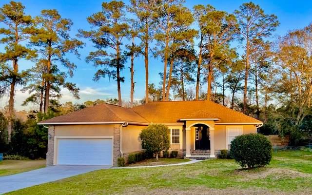 874 SW Cherub Glen, Lake City, FL 32025 (MLS #109841) :: Better Homes & Gardens Real Estate Thomas Group