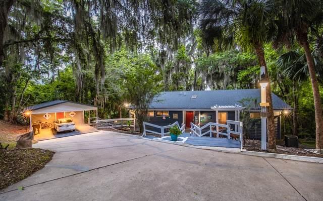 724 Evergreen Drive, Lake City, FL 32025 (MLS #110796) :: Better Homes & Gardens Real Estate Thomas Group