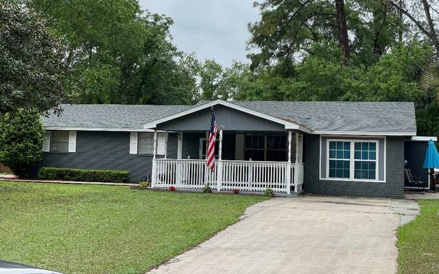 158 SW Lark Ter, Lake City, FL 32025 (MLS #110814) :: Better Homes & Gardens Real Estate Thomas Group
