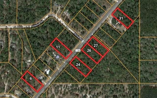 W Cr 136 (Multiple), Live Oak, FL 32060 (MLS #108753) :: Better Homes & Gardens Real Estate Thomas Group