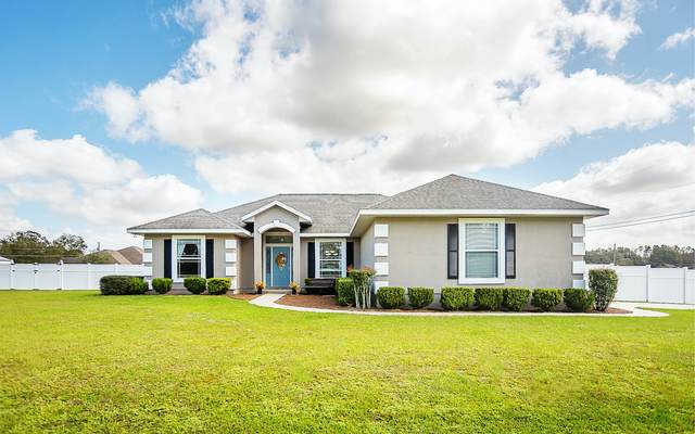 307 SW Gerald Conner Dr, Lake City, FL 32024 (MLS #109120) :: Better Homes & Gardens Real Estate Thomas Group
