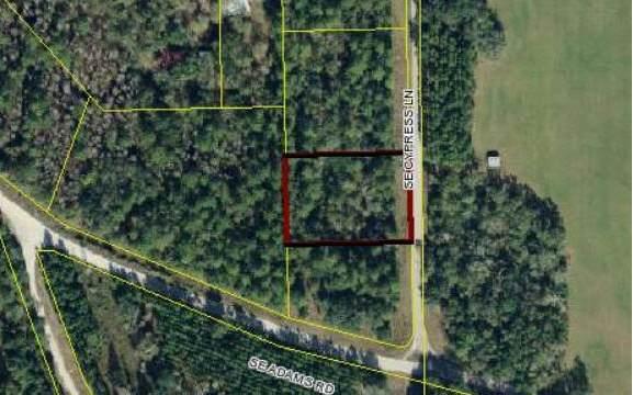 LOT18 SE Cypress Lane, Branford, FL 32008 (MLS #105296) :: Better Homes & Gardens Real Estate Thomas Group