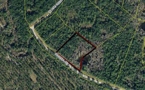 LOT61 SE Canal Road, Branford, FL 32008 (MLS #105301) :: Better Homes & Gardens Real Estate Thomas Group