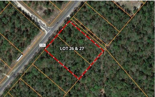 W Cr 136 (Lots 26 &27), Live Oak, FL 32060 (MLS #106400) :: Better Homes & Gardens Real Estate Thomas Group