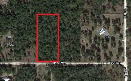 TBD 204TH STREET, OBrien, FL 32071 (MLS #108821) :: Better Homes & Gardens Real Estate Thomas Group