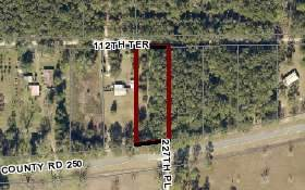 Cr 250 (Lot 11), Dowling Park, FL 32060 (MLS #109060) :: Better Homes & Gardens Real Estate Thomas Group