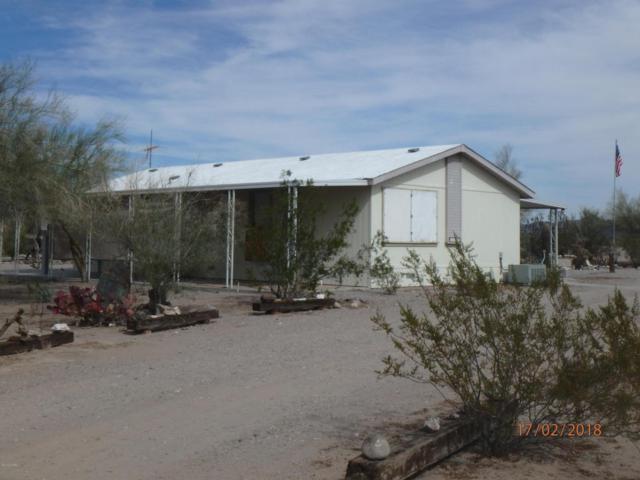 52285 Staghorn Ln, Quartzsite, AZ 85346 (MLS #1000371) :: The Lander Team