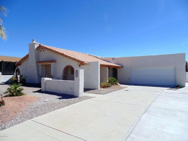 2950 Ranchero Dr, Lake Havasu City, AZ 86404 (MLS #1000808) :: Lake Havasu City Properties