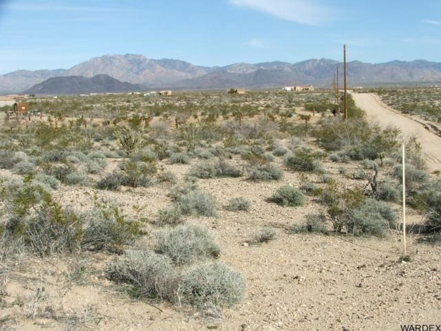 Lot 49 Roosevelt Rd, Yucca, AZ 86438 (MLS #1001350) :: The Lander Team
