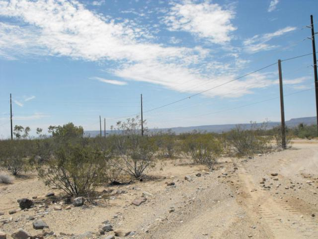 3 Lots W Oatman Hwy, Golden Valley, AZ 86413 (MLS #1002264) :: The Lander Team