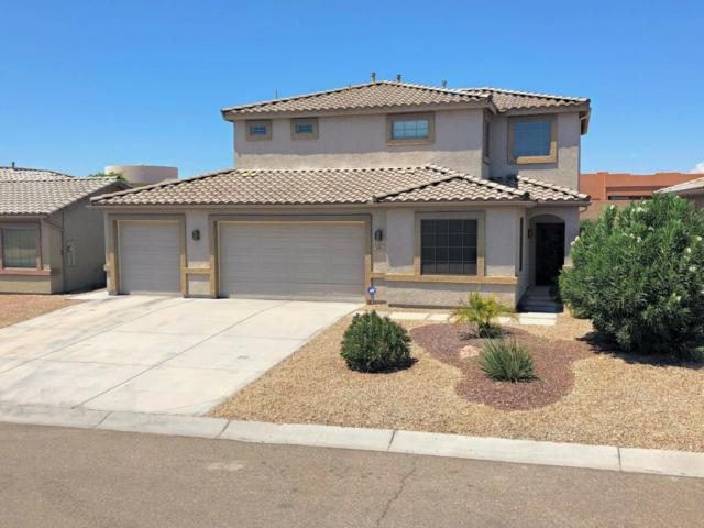 1765 E Chestnut Blvd, Lake Havasu City, AZ 86404 (MLS #1002280) :: Lake Havasu City Properties