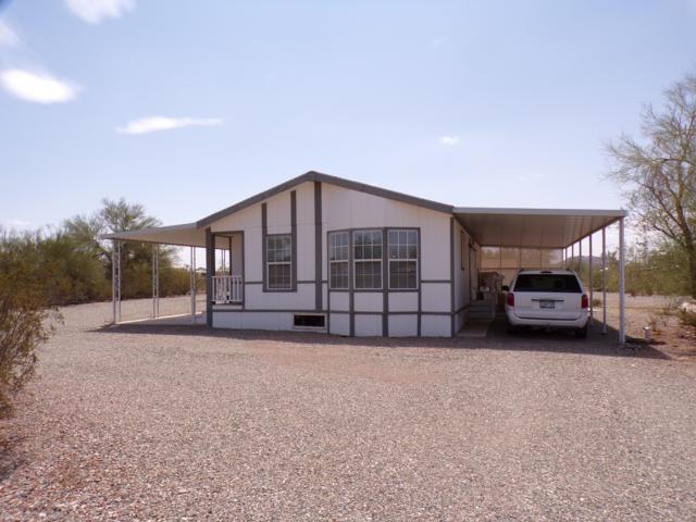 42734 La Posa Rd, Bouse, AZ 85325 (MLS #1002758) :: The Lander Team