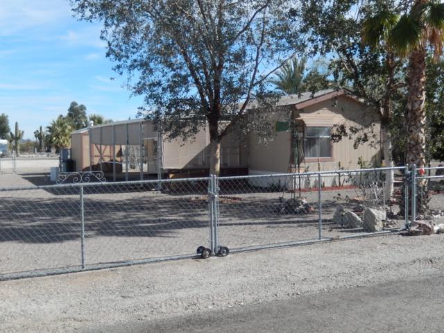 39931 Montana Dr, Salome, AZ 85348 (MLS #1003718) :: The Lander Team