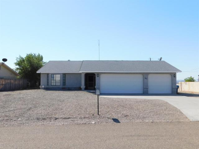 781 Papoose Dr, Lake Havasu City, AZ 86406 (MLS #1003896) :: Lake Havasu City Properties