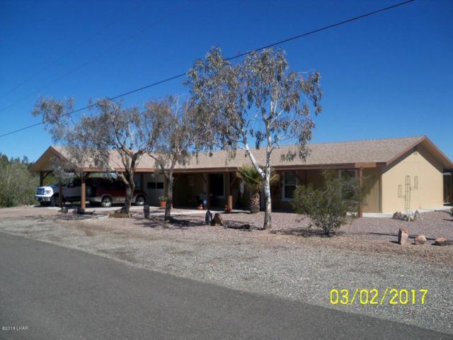 42605 Little Butte Rd, Bouse, AZ 85325 (MLS #1004101) :: The Lander Team