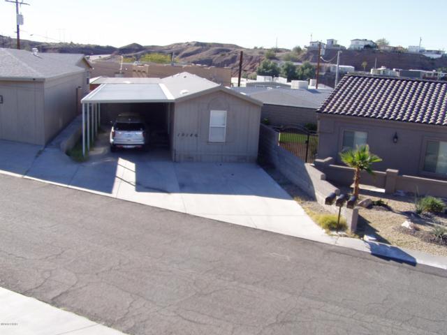 10180 Harbor View Rd, Parker, AZ 85344 (MLS #1004353) :: The Lander Team
