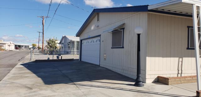 465 Bluewater Dr, Parker, AZ 85344 (MLS #1004741) :: The Lander Team