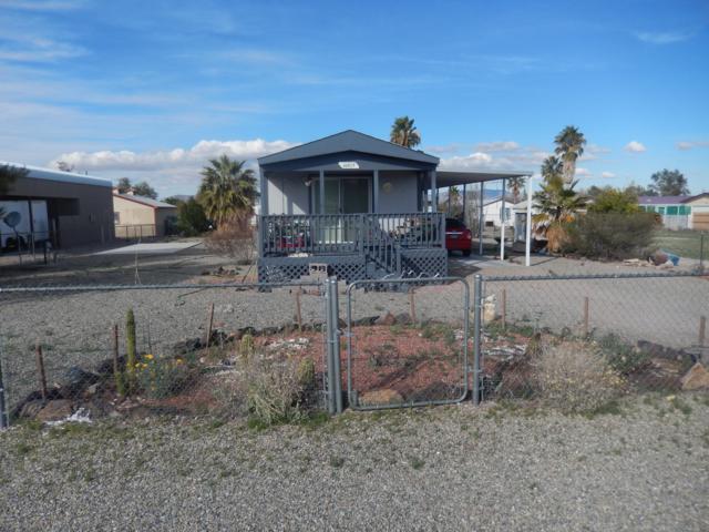 66819 Ocotillo Ln, Salome, AZ 85348 (MLS #1005031) :: The Lander Team