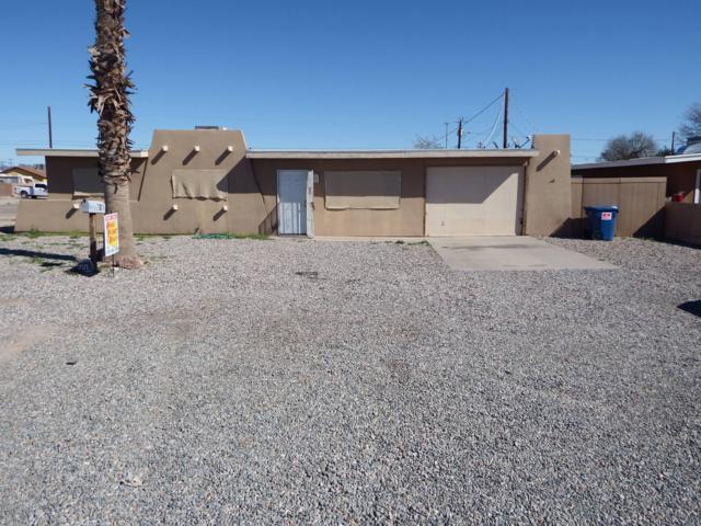 701 S Geronimo Ave, Parker, AZ 85344 (MLS #1005093) :: The Lander Team