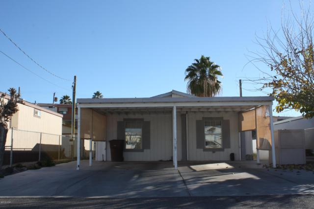 459 E Riverfront Dr, Parker, AZ 85344 (MLS #1005171) :: The Lander Team