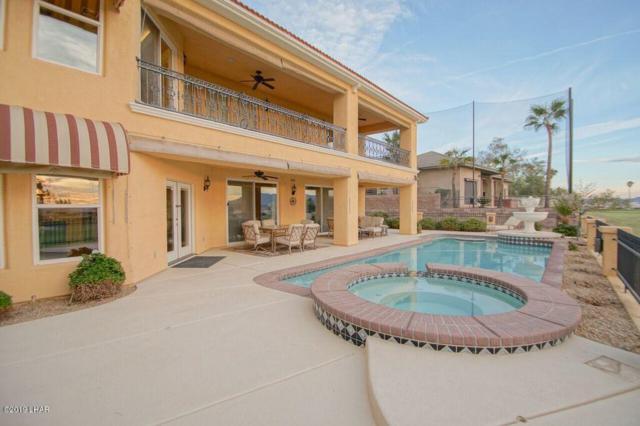 670 Via Del Lago, Lake Havasu City, AZ 86406 (MLS #1005219) :: The Lander Team